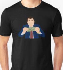 The Wolf of Wall Street - Leonardo DiCaprio Unisex T-Shirt