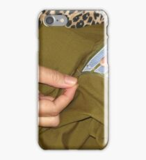 Hands of the Present iPhone Case/Skin