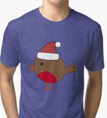 Robin Redbreast 2 Tri-blend T-Shirt
