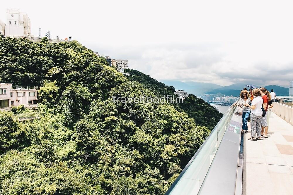 Peak by travelfoodfilm