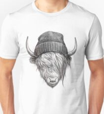 Highland cattle Unisex T-Shirt