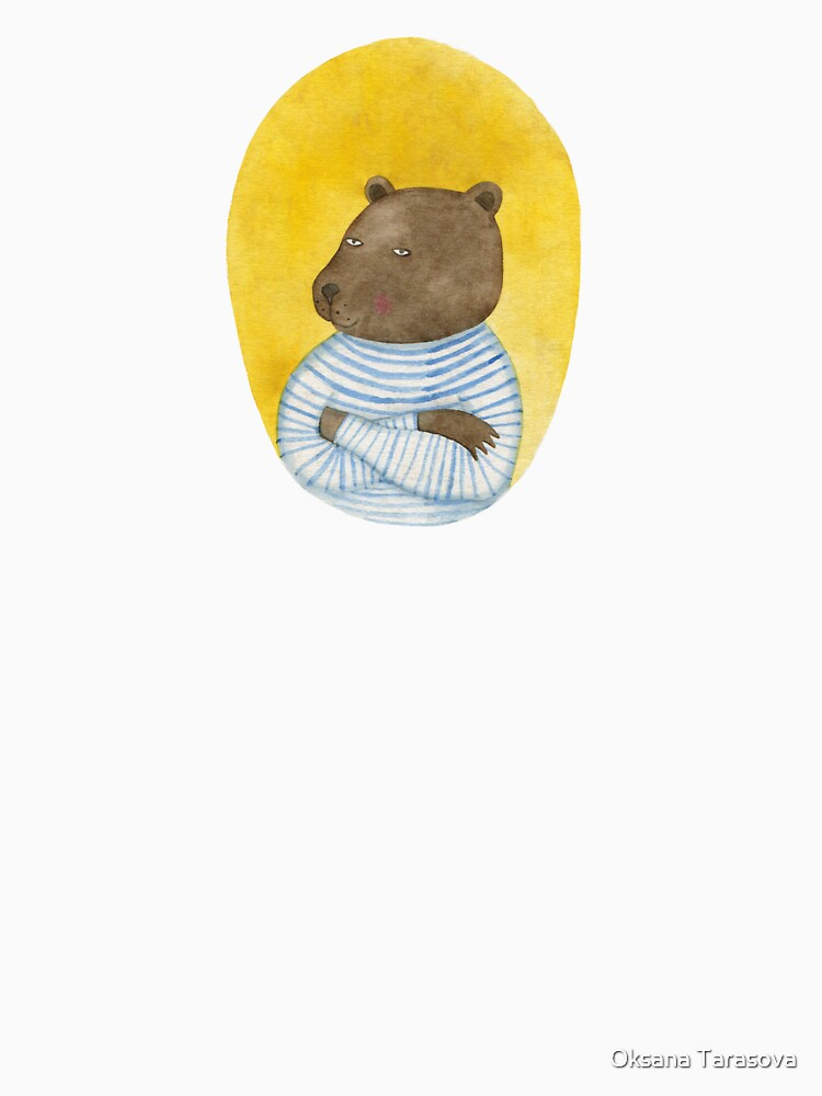 Bear sailor by taoart
