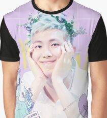 RAP MONSTER (BTS) Graphic T-Shirt