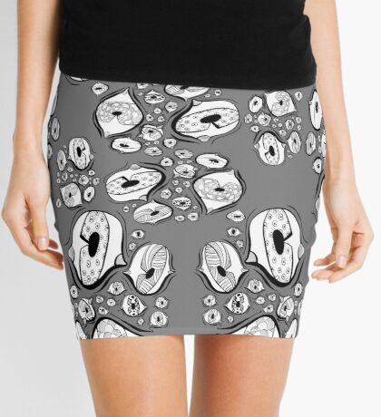 Eyes are the Prize Mini Skirt