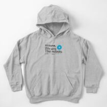 We are the robots /// Kids Pullover Hoodie