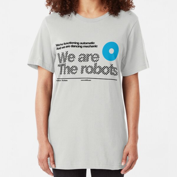 We are the robots /// Slim Fit T-Shirt