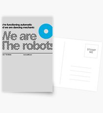 We are the robots /// Postcards