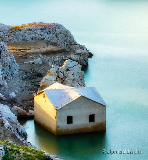 Little house in the water  by Ralph Goldsmith