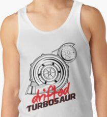 TURBOSAUR by Drifted Tank Top