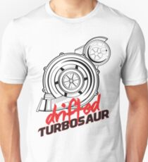TURBOSAUR by Drifted Unisex T-Shirt