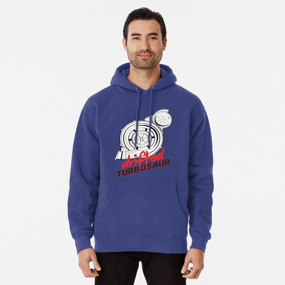 TURBOSAUR by Drifted Pullover Hoodie