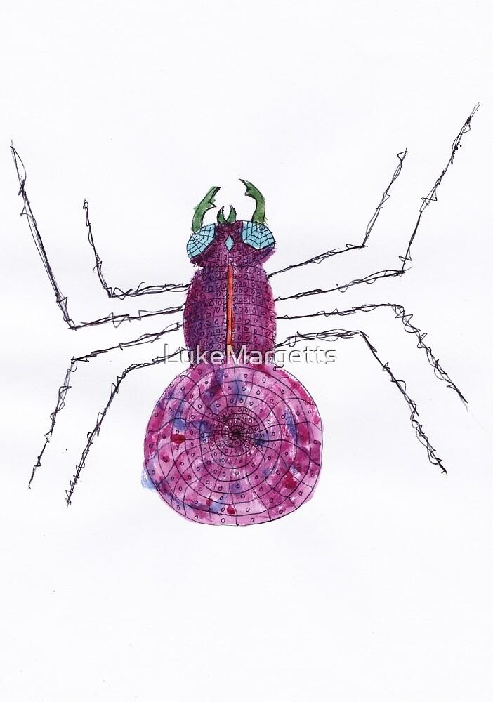 Spider by LukeMargetts