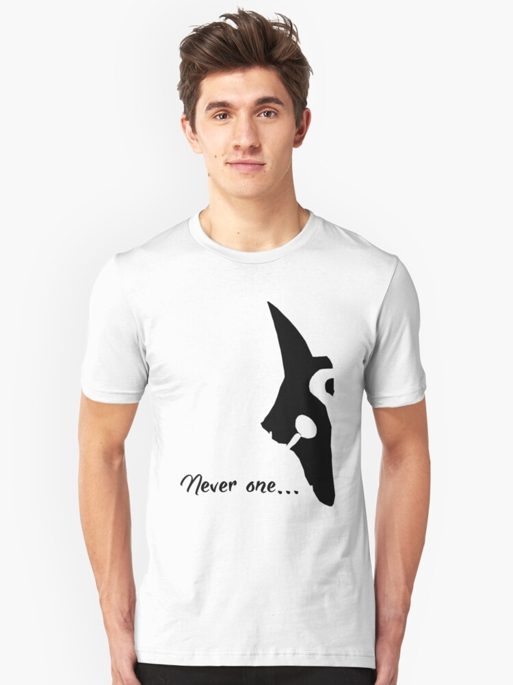 Kindred - Never one Unisex T-Shirt Front