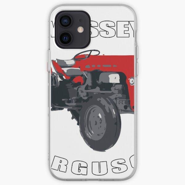 Massey Ferguson Coque souple iPhone