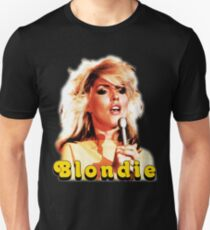 Blondie - Deborah Harry - 1970s Unisex T-Shirt