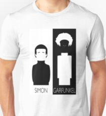 Simon and Garfunkel B&W T-Shirt