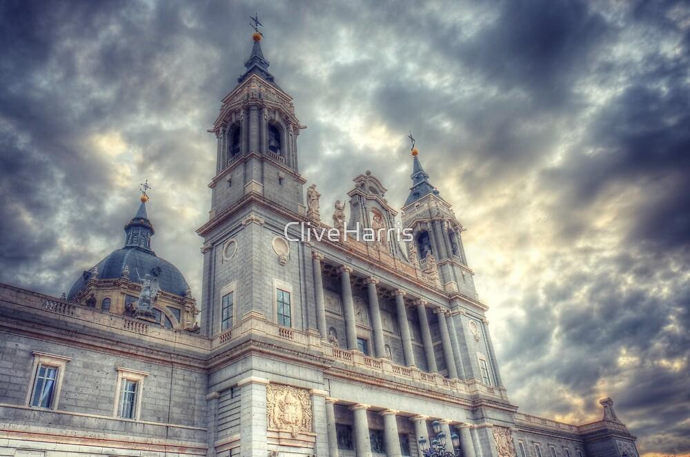 Catedral de Santa María la Real de la Almudena by CliveHarris