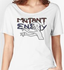 Mutant Enemy  Women's Relaxed Fit T-Shirt
