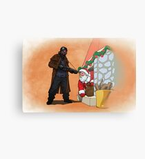 Omar Little strikes again Metal Print