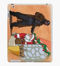 Omar Little strikes again iPad Case/Skin