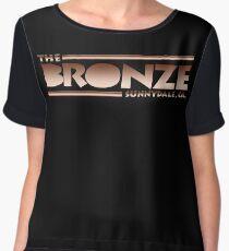 The Bronze at Sunnydale (Buffy the Vampire Slayer) Chiffon Top