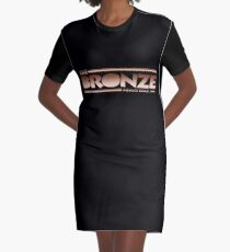 The Bronze at Sunnydale (Buffy the Vampire Slayer) Graphic T-Shirt Dress