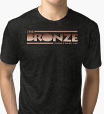 The Bronze at Sunnydale (Buffy the Vampire Slayer) Tri-blend T-Shirt