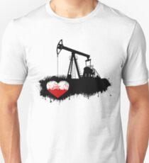 Heart drilling T-Shirt