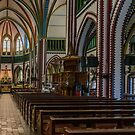 St Mary's Cathedral by Werner Padarin