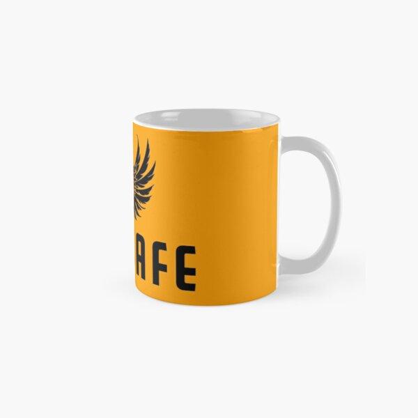 Fly Safe Graphic Classic Mug
