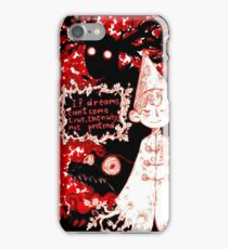 Temptation of the Beast iPhone Case/Skin