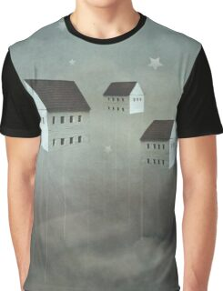 Architecture of Dreams Graphic T-Shirt