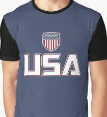 USA - United States of America Graphic T-Shirt