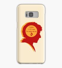 Rory silhouette Samsung Galaxy Case/Skin