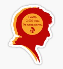 Rory silhouette Sticker