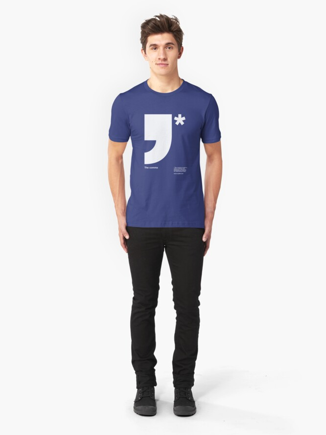 Alternate view of Comma Slim Fit T-Shirt