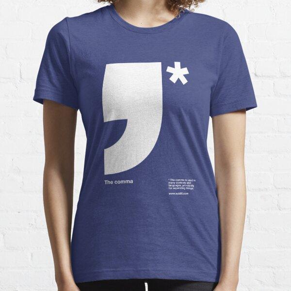 Comma Essential T-Shirt