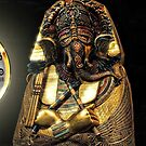 Godisnowhere666 - Ohm Indian Elephant Egyptian mashup by Peta Duggan