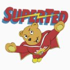 « Super Ted » par bbswedge