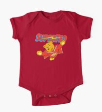 Super Ted One Piece - Short Sleeve
