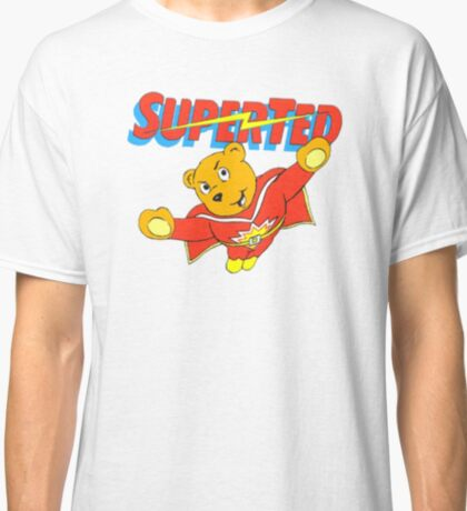 SuperTed 80s Cartoon T-shirt for Men or Women