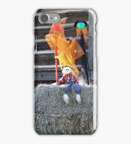 Halloween In The Country iPhone Case/Skin