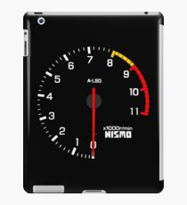 NISSAN スカイライン (NISSAN Skyline) R33 NISMO rev counter iPad-Hülle & Skin