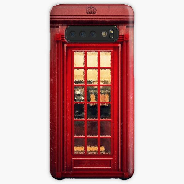 Magical Telephone Booth Samsung Galaxy Snap Case