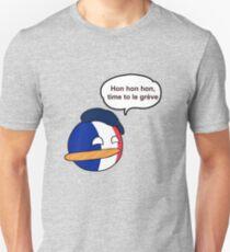 Countryballs: France Unisex T-Shirt