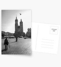 Krakow Nuns Postcards