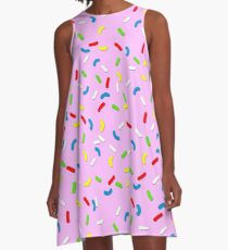 It's Sprinkle Time! A-Line Dress
