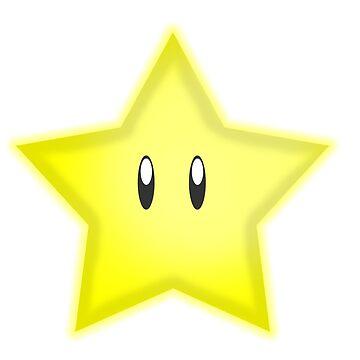 Power Star by UnlikelyYuusha