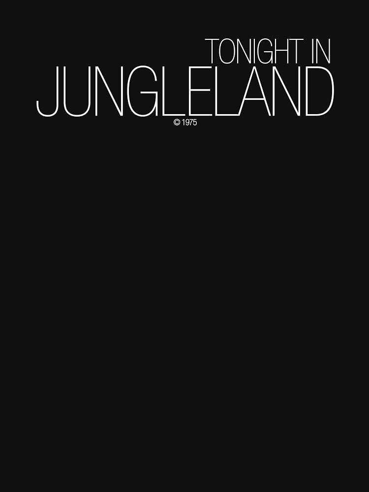 Jungleland | Unisex T-Shirt