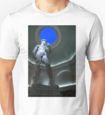 Michelangelo's David Unisex T-Shirt